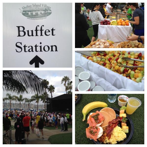 Shelter Island Buffet