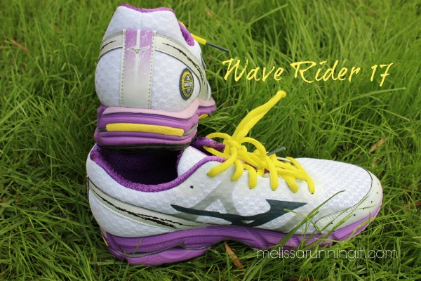 Feel Your Run: Wave Rider 17 {Review}